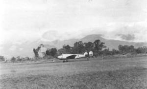 2 июля 1937, Лаэ. Последний взлет...