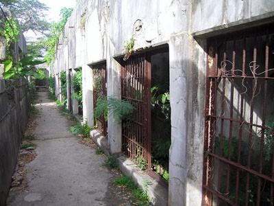 Japanese prison in Garapan, Saipan