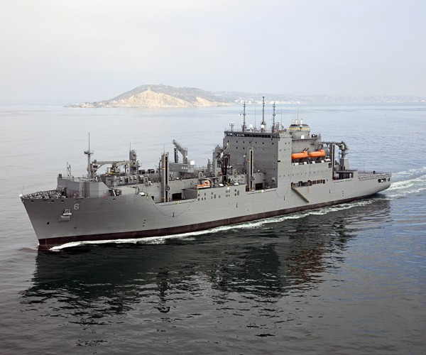 USNS Amelia Earhart - Military Sealift Command photo