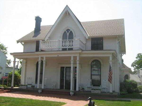 Дом-Музей А.Э. в Атчисоне