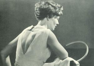 АЭ рекламирует собственную линию модной одежды, 1934