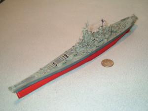 BB-63 USS Missouri - 1