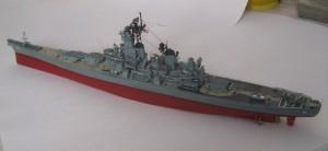 USS New Jersey BB-62 - 2