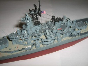 USS New Jersey BB-62 - 5