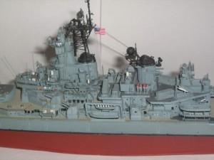 USS New Jersey BB-62 - 8