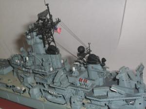 USS New Jersey BB-62 - 9