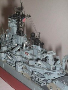 USS New Jersey BB-62 - 10