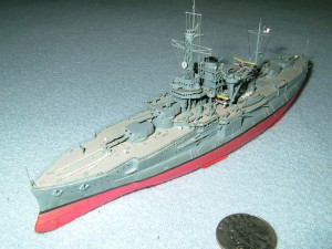 USS Florida BB-30 - 1