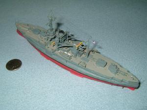 USS Florida BB-30 - 2