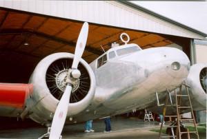 Electra_nose_hangar