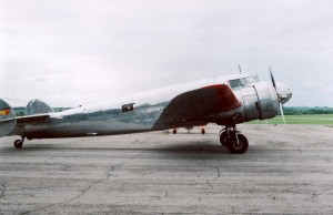 Electra in AE Airport in Atchison - 5