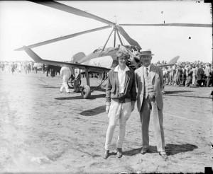 АЭ в Денвере, 1931