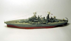 USS Colorado (BB-45) 001