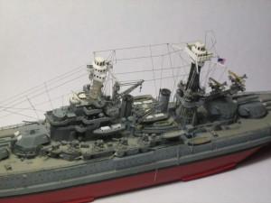 USS Colorado (BB-45) 002