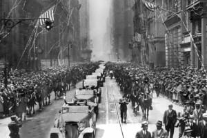 New-York parade