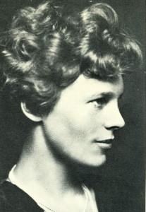Амелия Эрхарт - снимок 1932 года