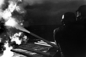 USS New Jersey (BB-62) - 1968 - Copyright Dave Preston - Stars and Stripes