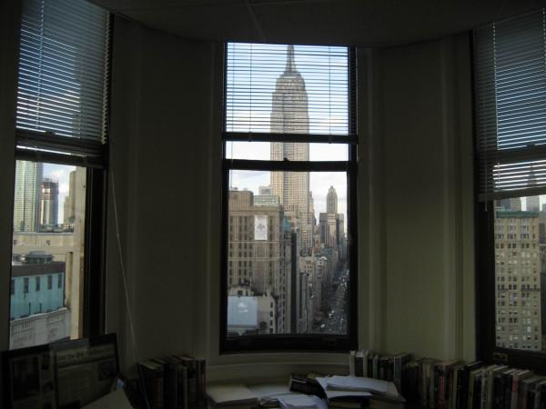 Flatiron Building - office