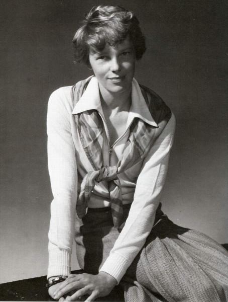 Амелия Эрхарт, ноябрь 1931 года