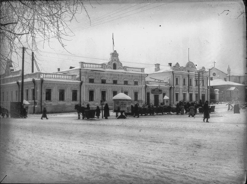 Дом коммунистического просвещения 1920-е 1
