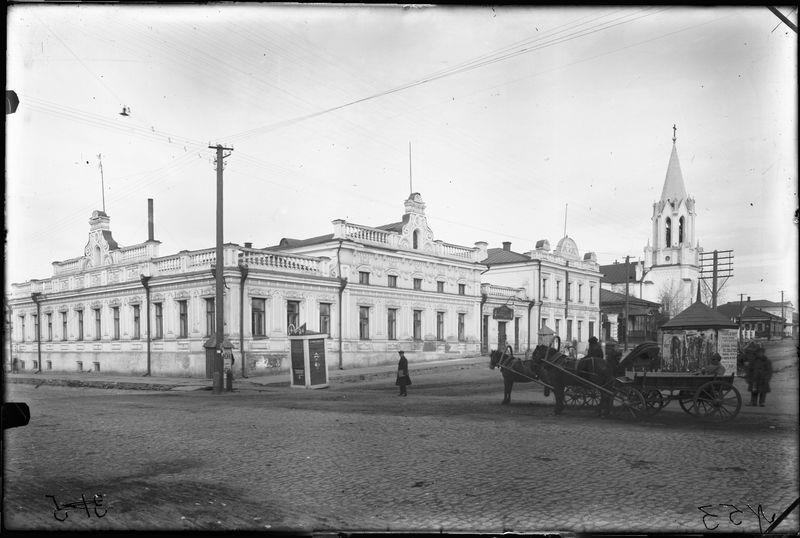 Дом коммунистического просвещения 1920-е