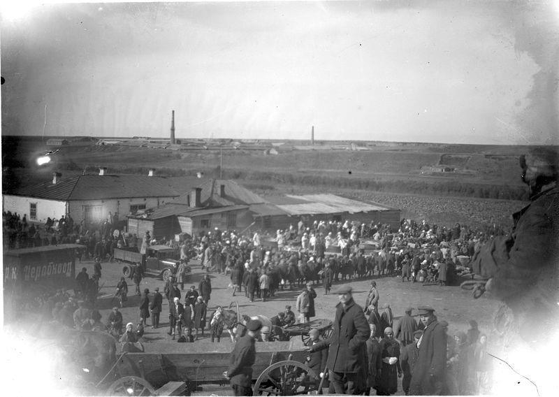 Ярмарка 1920-е