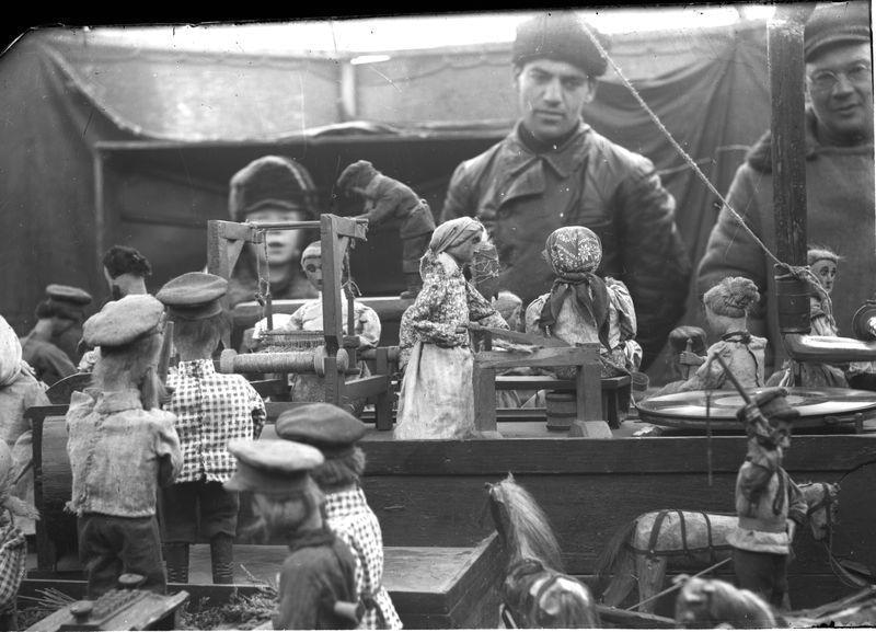 Торговля игрушками 1925-30