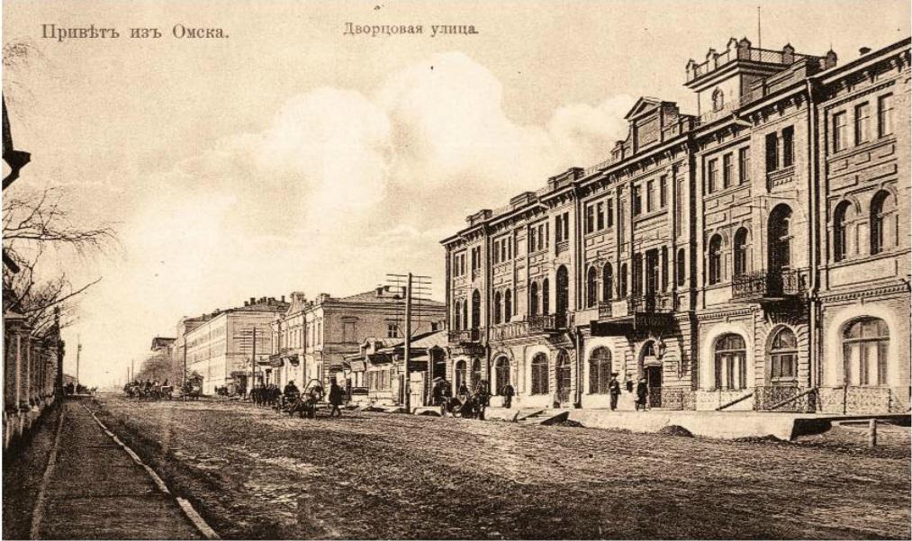 27 Дворцовая улица
