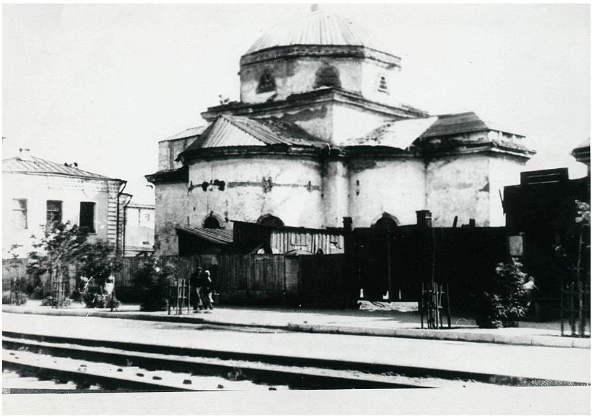 Мечеть1 в 1950-е