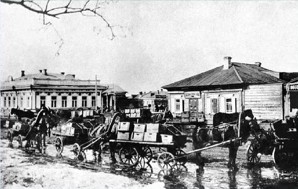 с. 79 Доставка вина по ул. Бутырской нач. 20 в.