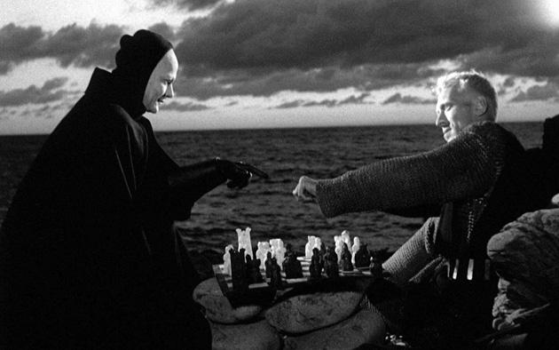 шахматы и смерть