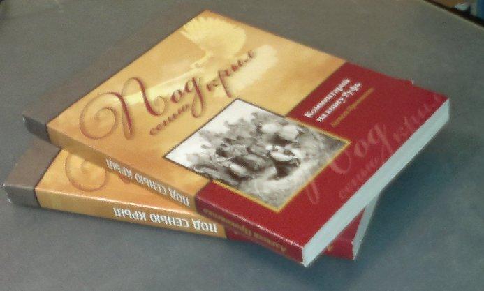 Под сенью_2 книги