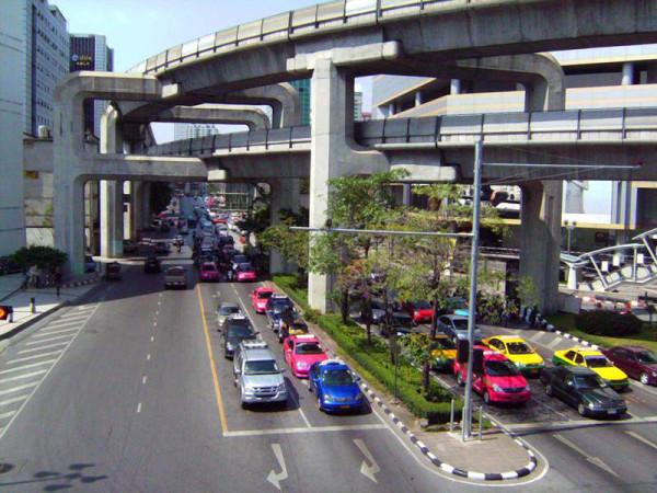 дороги бангкок