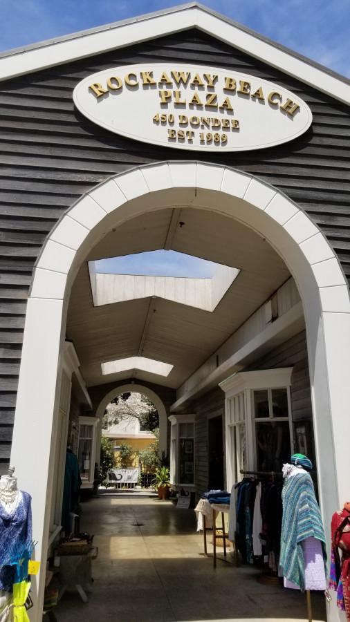 Inn in Rockaway, Пасифика