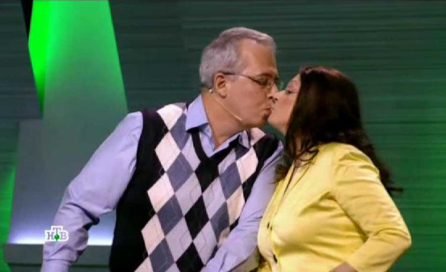 Поцелуй без диафрагмы