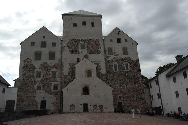 Турку (Або). Замок