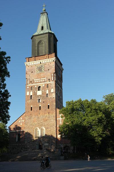 Турку (Або). Кафедральный собор