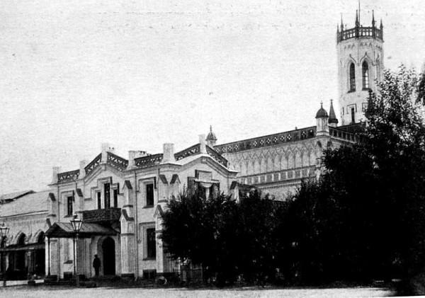 Императорский павильон при станции Красное Село