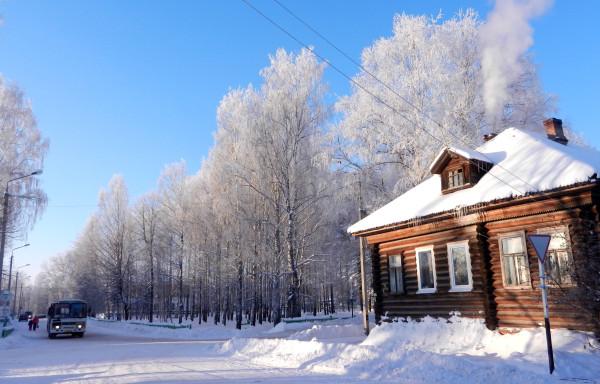 Улица Володарского (Петропавловская)