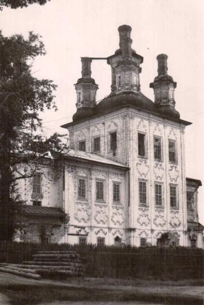 Троицкая-советская