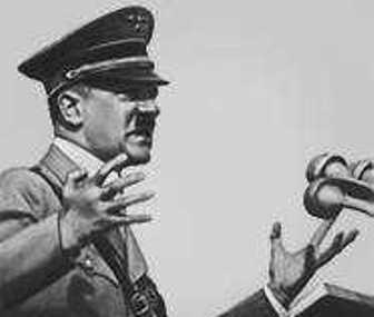 Адольф Гитлер - основоположник и центральная фигура национал-социализма в Германии (1921-1945)