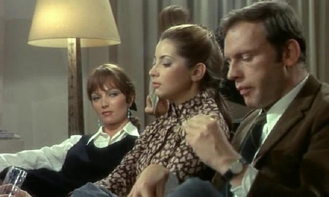 Актёры: Стефан Одран, Жаклин Соссар и Жан-Луи Трентиньян.