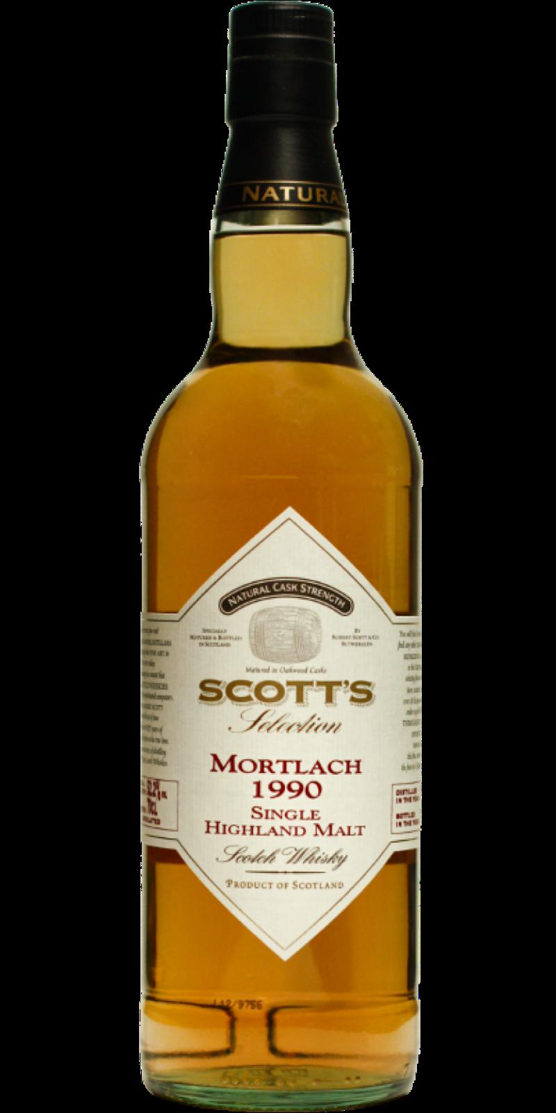 Mortlach 1990