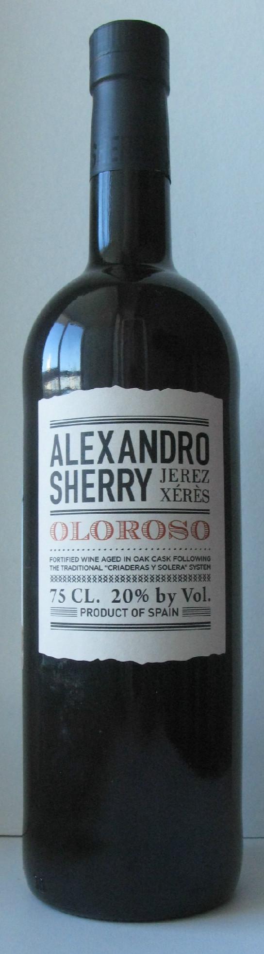 alexandro-sherry-oloroso