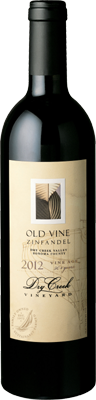 2012_Dry_Creek_Old_Vine_Zin