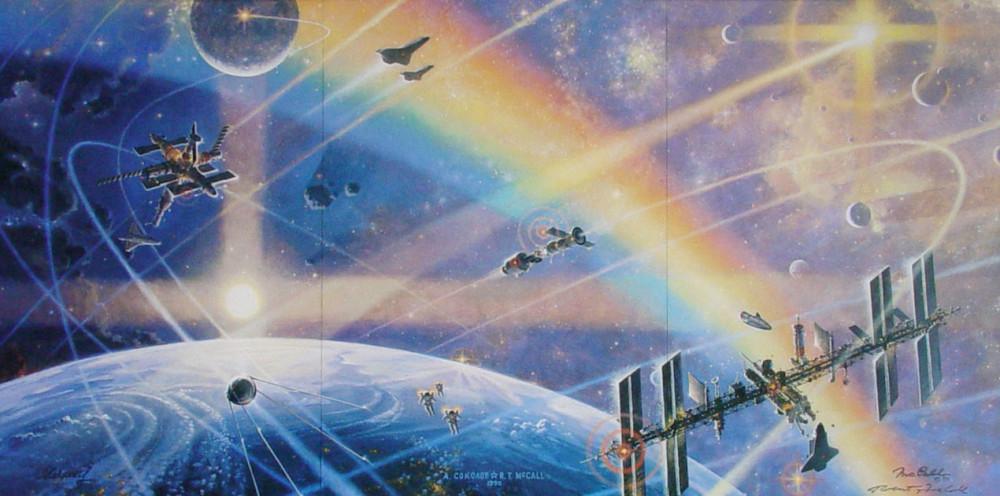 4. Звездный путь человечества. 1990