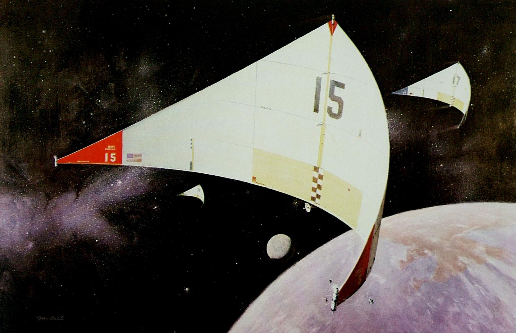 15. Космический пару будущего. 1960