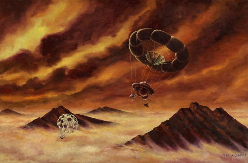 1. Андрей Соколов. На Венере