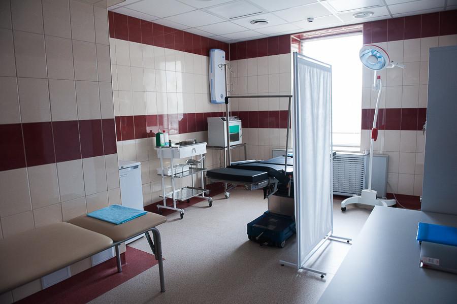 Мебель для холла поликлиники