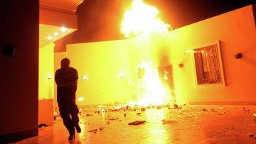 Консульство США в Бенгази